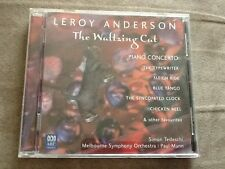Leroy Anderson The Waltzing Cat Simon Tedeschi Melbourne Symphony Orchestra ABC