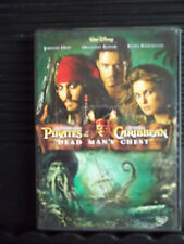 Pirates of the Caribbean: Dead Man's Chest (DVD, 2006, Widescreen)Like New