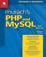 Murach's PHP and MySQL, 2nd Edition, Ray Harris, Joel Murach, Good Book
