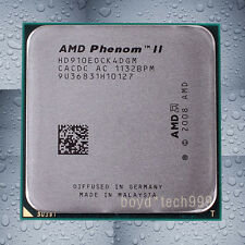 AMD Phenom II X4 910e CPU Processor HD910EOCK4DGM 2.6 GHz 667 MHz Socket AM3