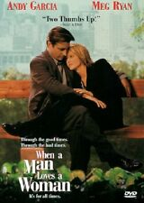 When A Man Loves A Woman (R/DVD) Andy Garcia, Meg Ryan, Luis Mandoki BRAND AOI