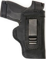 LT CUSTOM MADE HAND FIT LEATHER HOLSTER Black LH Left OWB /Right IWB CANIK TP9SA