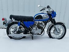 1968 Kawasaki avenger A7