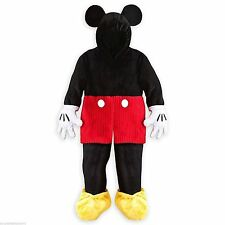 Disney NWT Mickey Mouse Clubhouse Plush Costume size 3 3T