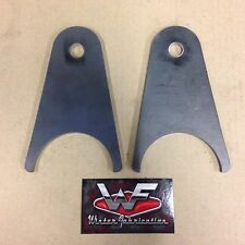 4 Link Axle Tabs - Pair - Airbags Brackets Custom Mounting