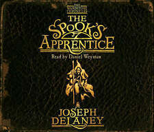 NEW the SPOOKS APPRENTICE ( 3 CD Audio ) by Joseph Delaney  3 hours