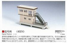 New TOMIX 4024 Signal Station Structure N Scale 1/150 Japan