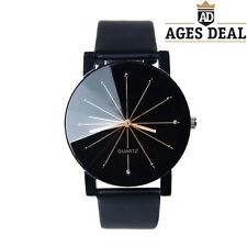 women's watches online watch Quartz Dial Hour Digital Watch Leather Wristw