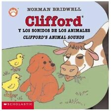 Clifford's Animal Sounds  Clifford y los sonidos de los animales: (Bilingual) (S