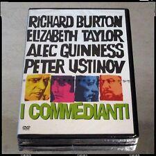 I COMMEDIANTI Taylor Burton RARO DVD Originale Sigillato Warner Italia Fuori Cat