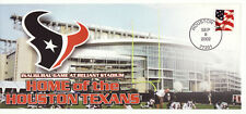 HOUSTON TEXANS FIRST GAME 2002 NFL FOOTBALL USPS EVENT COVER