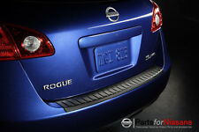 Genuine Nissan 2008-2015 Rogue Rear Bumper Protector Guard Rogue Select NEW