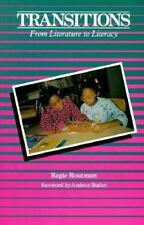 Transitions: From Literature to Literacy, Regie Routman, 0435084674, Book, Accep