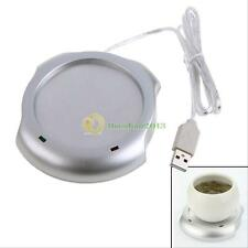 Portable Electric Tea Coffee Rapid Mug Hot Drinks Beverage Cup Warmer Heater New