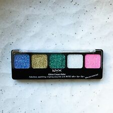 NEW Fashion NYX Glitter Cream Pallet #GCP04 Surreal Free Shipping