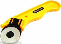 28mm Rotary Cutter Rotary Quilting Cutter Tool Cuts Fabric Leather Paper Vinyl