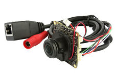 HD IP Camera Module 1080P 2.0MP CCTV PCB Main Board 180degree Fisheye Lens Onvif