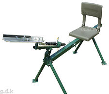 GDK MANUAL, SEATED SINGLE ARM FULL COCK, CLAY PIGEON TRAP, THROWER, ST200