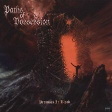 Paths Of Possession-Promises in Blood  CD NEW