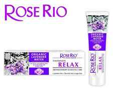ROSE RIO RELAX - Toothpaste with Organic Lavender Water, 65 ml