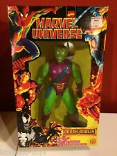 "1997 Toy Biz Marvel Universe 10"" Inch Figure Doll MIB - GREEN GOBLIN"