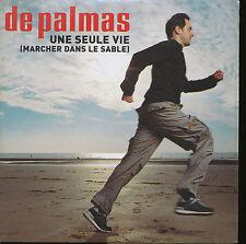 GERALD DE PALMAS CDS EU UNE SEULE VIE