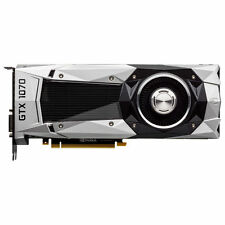 Leadtek nVidia GeForce GTX 1070 Founders Edition 8GB GDDR5 Graphics Video Card