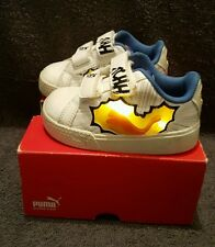 Puma Game Point Hero V Kids Light Up Trainers Size 4 Infants