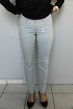 jeans slim gris M&F GIRBAUD tiagageddon TAILLE 29 (38-40) NEUF valeur 250€