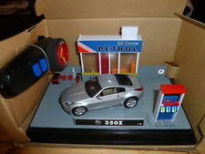 NEW REMOTE CONTROL 1:43 DIECAST 350Z WITH DIORAMA BATTERY OPERATED RC