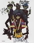 The Gorillaz SIGNED Photo 1st Generation PRINT Ltd, No'd + Certificate (2)