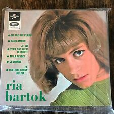 Ria Bartok - French EP Collection - Doppel CD - Schlager