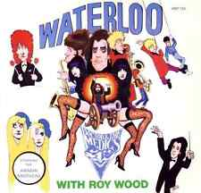 """DOCTOR & THE MEDICS WITH ROY WOOD - Waterloo (12"""") (EX/VG)"""