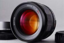 TOP MINT Voigtlander Nokton 58mm f/1.4 SL II NIKON Ai-s Lens from Japan #1420