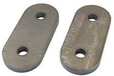 """RUFFSTUFF SPECIALTIES """"BABY"""" SHACKLE PLATE (PAIR) 2.5"""" TOYOTA JEEP CHEVY"""
