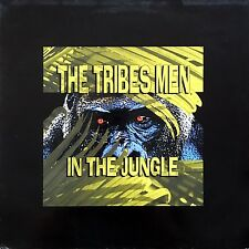 """The Tribes Men 12"""" In The Jungle - France (VG+/EX+)"""