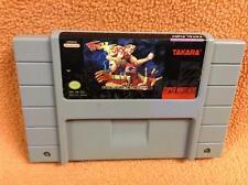 Fatal Fury Original Super Nintendo SNES Game FREE SHIP!