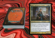 EDRIC, SPYMASTER OF TREST Magic The Gathering EDH Deck MTG - POWERFUL CONTROL