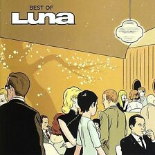 The Best Of by Luna (CD, Jun-2006, JDC Records) NEW Sealed