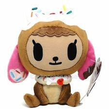 "Tokidoki Donutina Plush Doll Toy 8"" Donutella Friends TKDK Official Genuine NWT"
