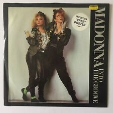 "Madonna - Into The Groove - 1985 - Sire - W 8934 - 12"" Single"