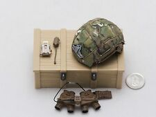 1/6 Easy Simple Special Mission Unit SMU Dam Neck Maritime Helmet GPNVG *TOY*