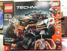 Lego Technic 9398 4X4 Crawler New in Sealed Box