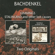 "Bachdenkel:  ""Lemmings/Stalingrad And Other Lost Causes"" (2on1 Digi CD Reissue)"