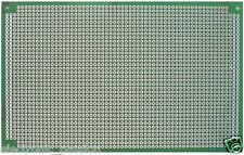Universal PCB Board 160 x 100 mm DIP 1.0mm raster 2.54mm, parallel traces