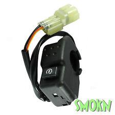 Conmutador de arranque eléctrico Apico Botón De Inicio Honda CRF 250 X 04-17 X 05-17 CRF 450