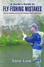 A  Guide's Guide to Fly Fishing Mistakes A Fishing Reference  Hardback Book  New