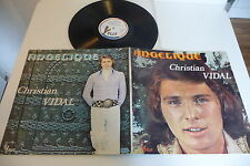 CHRISTIAN VIDAL LP ANGELIQUE.  VOGUE FRANCE LDY. 28005.