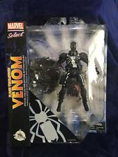 "New Marvel Select Action Figure - FLASH THOMPSON VENOM - Collector 7"" Diamond"