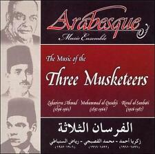 The Music of the Three Musketeers